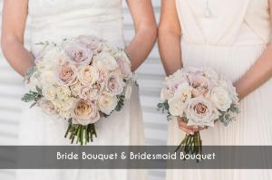 BrideBouquetBridesmaidBouquet